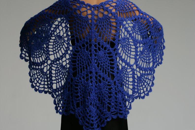 Pineapples and Fish | Doris Chan Crochet