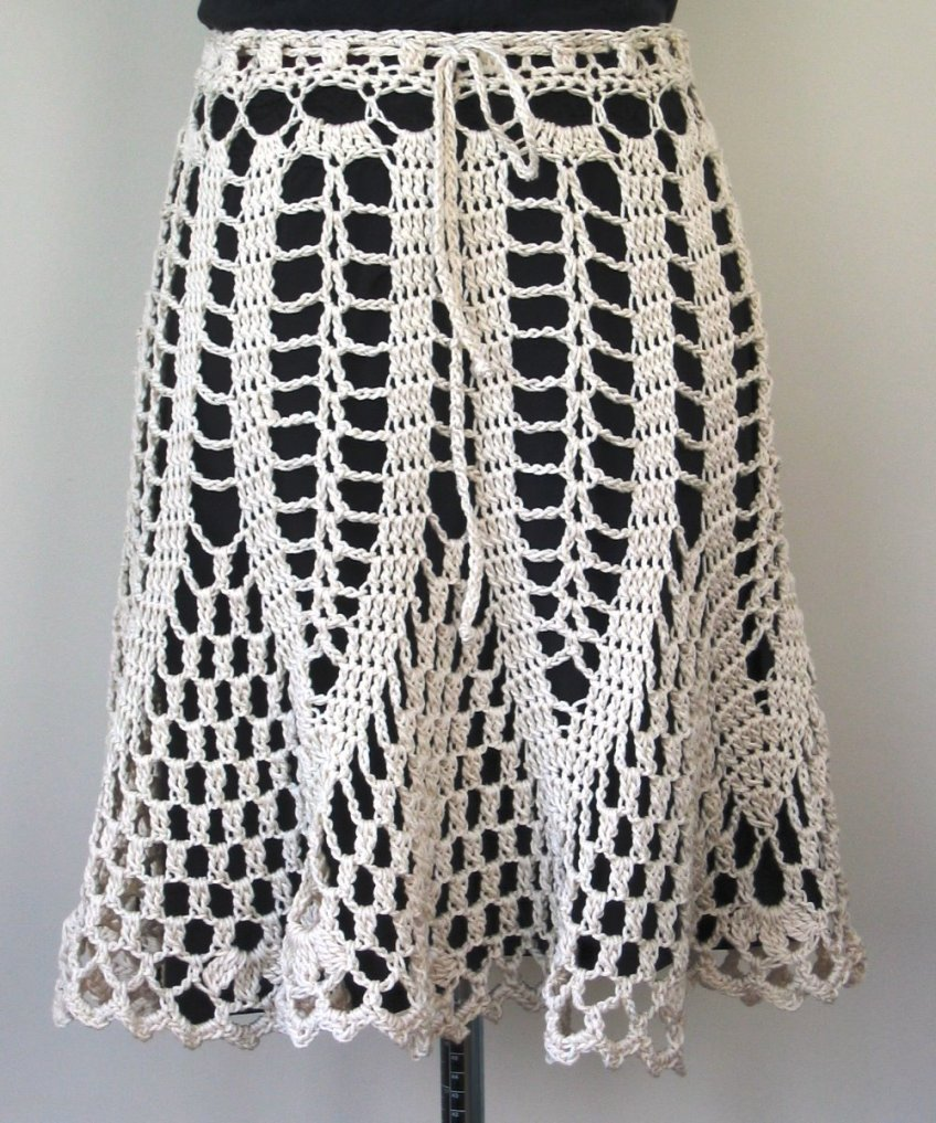 Chrysanthemum Tea Skirt