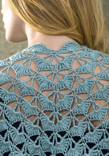 Free Crochet Zen Jacket Pattern : >BACKSTORY: Zen Jacket Doris Chan Crochet