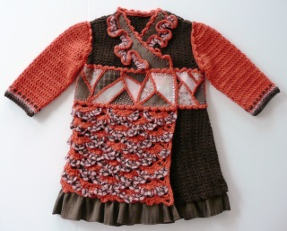 Crochet Guild Of America : Crochet Guild of America 2010 Design Competition Results Doris Chan ...