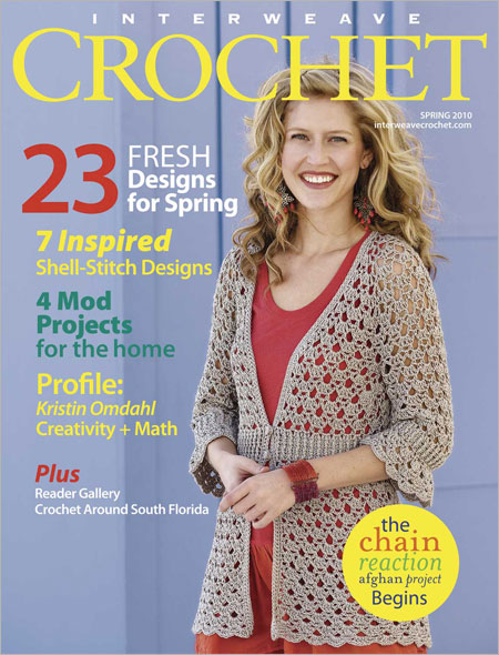 Just Crochet Magazine : About Me Doris Chan Crochet