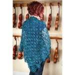Cousteau Shawl Back