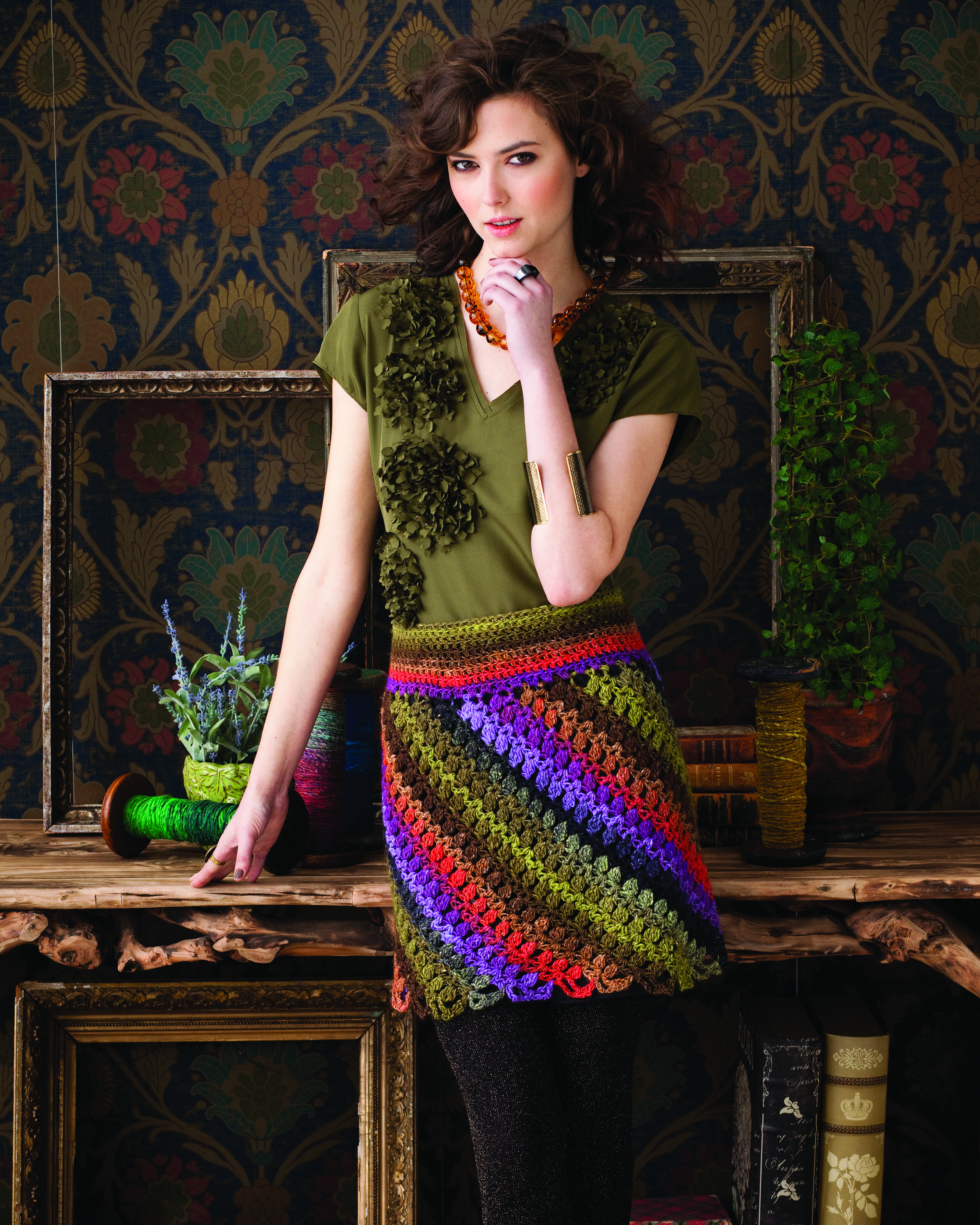 Recent Published Designs Doris Chan Crochet