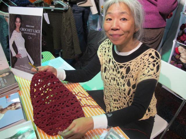 January 2012 Doris Chan Crochet