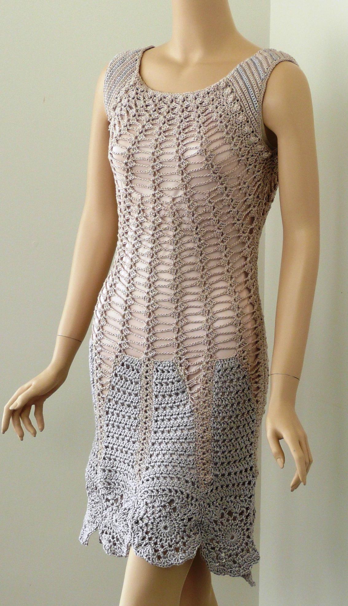17 Freya Dress Doris Chan Crochet