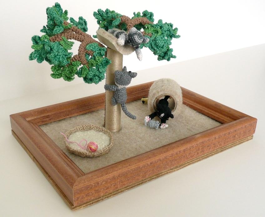 38 Cat Tree