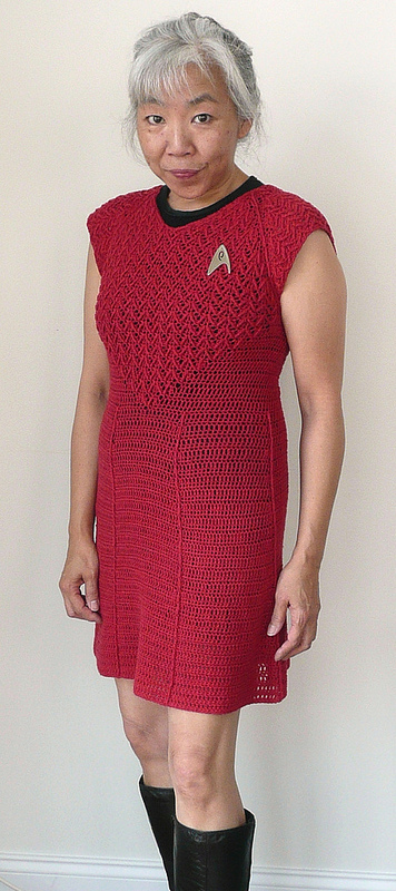 Star Fleet Uniform Dress