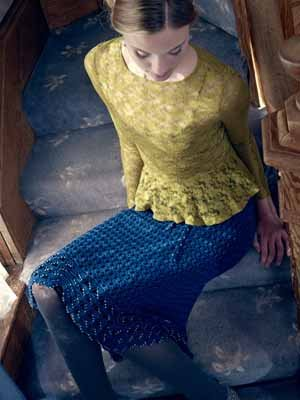 Lady Mary Skirt