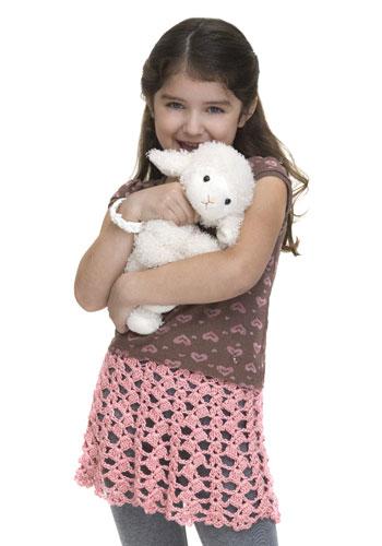Jolimar Skirt, Child version