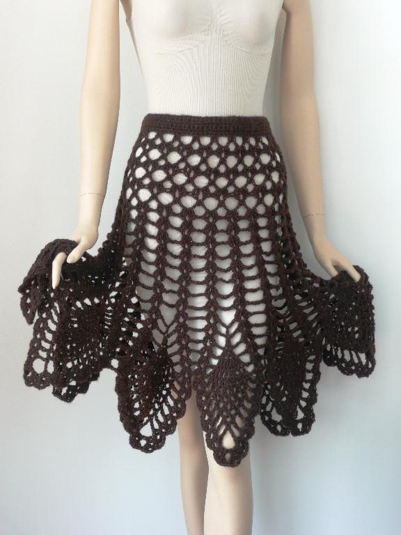 Shimmer Skirt/Poncho