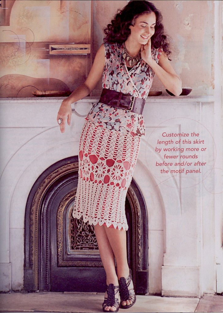 Light & Lacy Skirt
