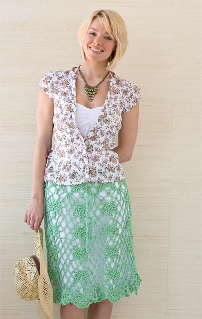 Swingy Summer Skirt