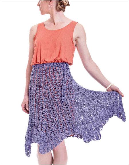 Swirly Skirt