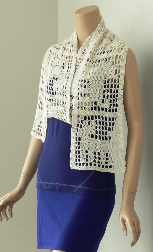 Filet Crochet Doris Chan Crochet