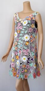 Mille Fleurs Dress by Dot Drake