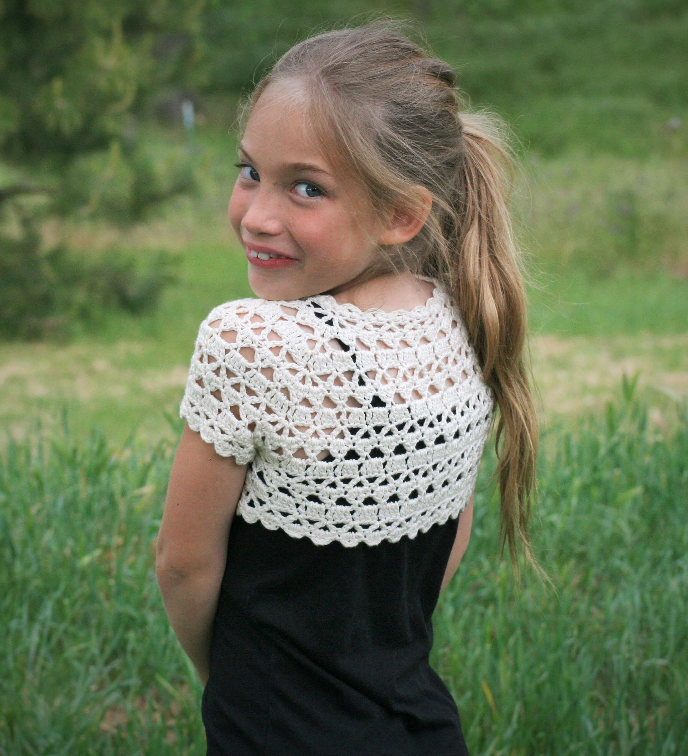 Introducing DJC Lotus Bolero: Crochet Conference Ready | Doris Chan ...