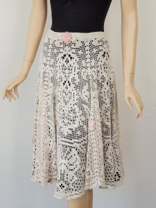 Fantasy Skirt, designed by Kathryn White