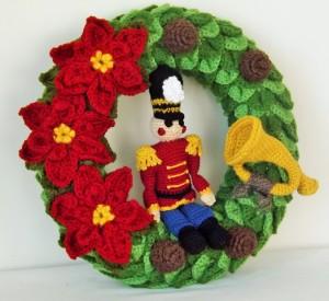 A Soldier's Christmas, designed by Deborah Bagley