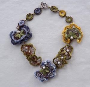 Pearls, designed by Jean DeMouy