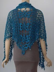 Feileacan Shawl, designed by Jennifer Ryan